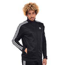adidas - Beckenbauer Track Top Black Trainingsjacke Jacke