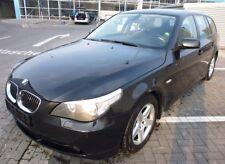 BMW 525d Touring 6 Gang/DPF/Vollleder/Scheckheft/ Isofix / Lichtsensor TOPPREIS