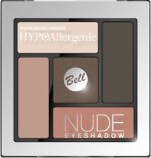 Bell HYPOAllergenic NUDE Eye Shadow Palette No. 03 Ophthalmologist Approved.