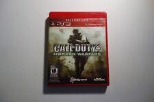 Call of Duty 4 Modern Warfare Greatest Hits -PlayStation 3 PS3