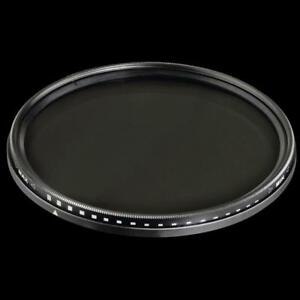 HAMA 52MM GREY FILTER VARIO ND2-400 +1 TO +8 STOP
