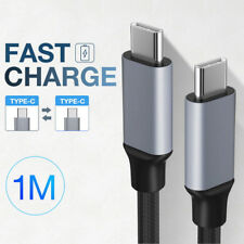 USB Type-C to USB C 3.1 Male to Male Sync&Charging Cable Type C to Type C~Useful