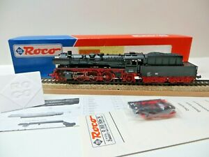 Roco H0 69231 AC Steam Locomotive Br 35 1051 The DRG Change Digital #01 IN Boxed
