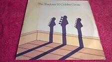 THE SHADOWS - 20 GOLDEN GREATS .     LP.