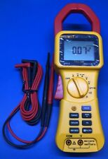 Fluke 355 AC/DC Clamp Meter 2000 Amps True RMS - With Case And Leads (21250067)