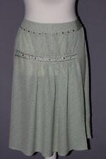 Normalgröße schwingende Damenröcke aus Seide