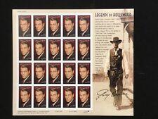 U.S: #4421 44¢ Legends Of Hollywood Gary Cooper Mint Sheet/20 Nh Og