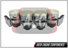 Piston Set Fits GM Camaro Corvette GTO 5.7 L LS1, LS6 (FLAT) - SIZE 030