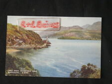 Coes Faen and Cader Idris, Barmouth, Wales, Brian Gerald, Valentine's Postcard