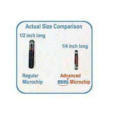 Pro-ID Microchip Pet Microchip MINI CHIP 134KHZ, ISO