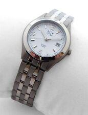 OSCO TITAN * Damen Armbanduhr Datum weiß TOP Collection