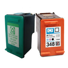 Non-OEM Refilled For HP 344 & 348 Ink Cartridges Colour -Photo Black