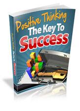 Positive Thinking Success +  Fedback + 10 Bonus Ebook + Resell Rights+ 0.01$