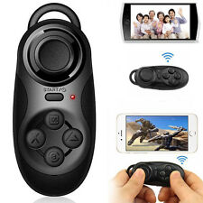 Wireless Bluetooth VR-BOX Gamepad Remote Controller for 3D Glasses Phones BD US