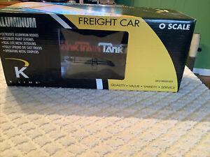 K-line k6341-8014 Tank Train Tank Car SEALED ORIGINAL BOX NOS