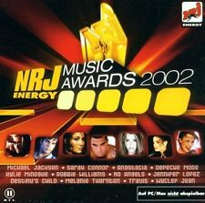 NRJ Energy Music Awards 2002 Michael Jackson, Depeche Mode, Kylie Minog.. [2 CD]