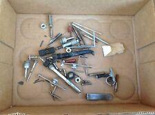 Lot of Vintage Dental Tools & Parts