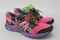 ASICS Ladies Pink Multi Gel Noosa Tri 8 Athletic Running Shoes UK8.5 EU40
