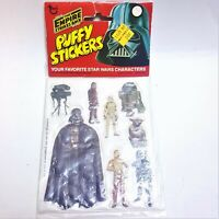 Vintage 1980 Star Wars The Empire Strikes Back Topps Puffy Stickers Sealed