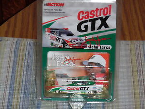 John Force NHRA 1/64 diecast Funny Cars by Action-Pick 1 of 3 cars-$11.95 EACH!!