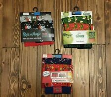 PRIMARK Men's Licensed Christmas Hipsters Boxers Trunks Pants Hipster Shorts NEW