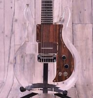 Ampeg Dan Armstrong Lucite Guitar 1971 With Hard Case