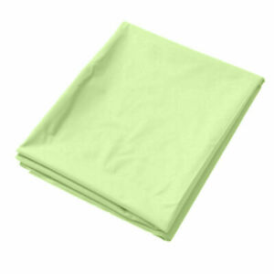 Flat Sheet Bed Sheets Poly Cotton Percale Single Double King ALL Size ,pillow  .