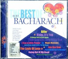 BURT BACHARACH The Best Of CD NEW SEALED