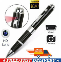 Mini Spy Ball Pen Hidden Camera Full HD 1080P Video Voice Cam DVR Recorder UK