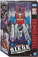 Transformers Generations War for Cybertron Voyager WFC-S24 Starscream Action Fig