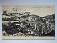 SPOLETO Rocca Ponte delle Torri Perugia vecchia cartolina