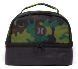 Hurley Insulated Lunch Tote Bag