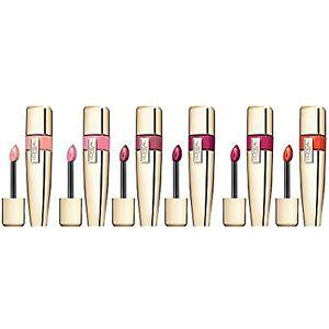 (2-Pack) L'OREAL Paris Colour Riche Caresse Wet Shine Stain, 0.21 fl oz (6.2 ml)