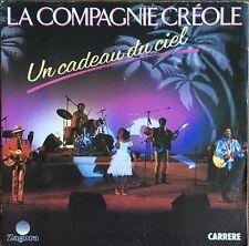 """La Compagnie Créole - Un Cadeau du Ciel - Vinyl 7"""" 45T (Single)"""