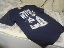 The Hangover / Alan / Zach Galifianakis / One Man Wolf Pack T Shirt New With Tag