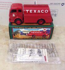 1949 Texaco White Tilt Cab Tank Truck Bank
