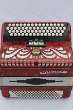 Royal Standard - 50722 - Accordéon chromatique à boutons