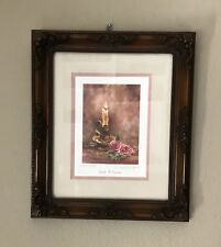 """Marty Bell """"Candle At Eventide"""" Collector's Society Exclusive Piece"""