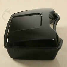 painted Tour Pak Pack Trunk For Harley Touring Road King Street Glide 1997-2013