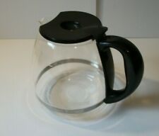 Black + Decker 12 Cup Glass Replacement Coffee Pot Carafe
