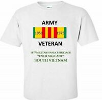 18TH MILITARY POLICE BRIGADE* SOUTH VIETNAM * VIETNAM VETERAN RIBBON SHIRT/SWEAT