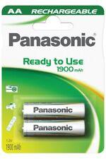 PANASONIC EVOLTA AA LR6 X2 1900 MAH plus d'énergie avec ce duo de piles recharge