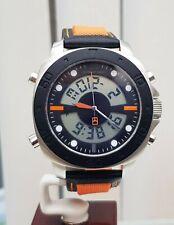 New Genuine HUGO BOSS Mens Designer watch Boss Orange Dual Time RRP£240 (B45)