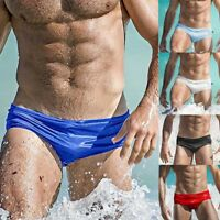 Men's Breathable Swimwear Swimming Trunks Pant Briefs Shorts Boxers Underwear