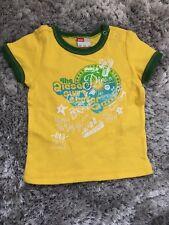 Baby Boy Diesel T Shirt 6 Month