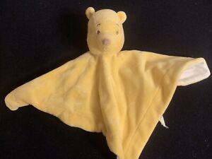 Disney Winnie the Pooh Security Blanket Lovey Lovie