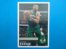 2016-17 Panini NBA Sticker Collection n.122 Jabari Parker Milwaukee Bucks