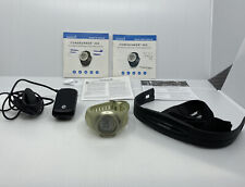 Garmin 405 Forerunner Watch With GPS Charger Manuals Heartrate Monitor Strap