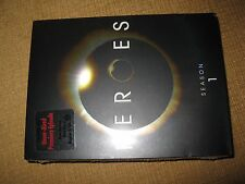 HEROES Season 1 DVD set Never aired premiere episode New