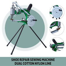 Shoe Repair Machine Shoe Mending Sewing Machine Stitching Equip Thread Needle